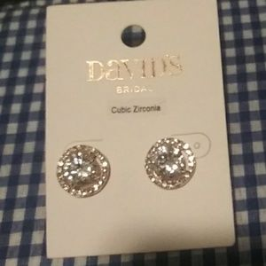 Davids bridal earrings